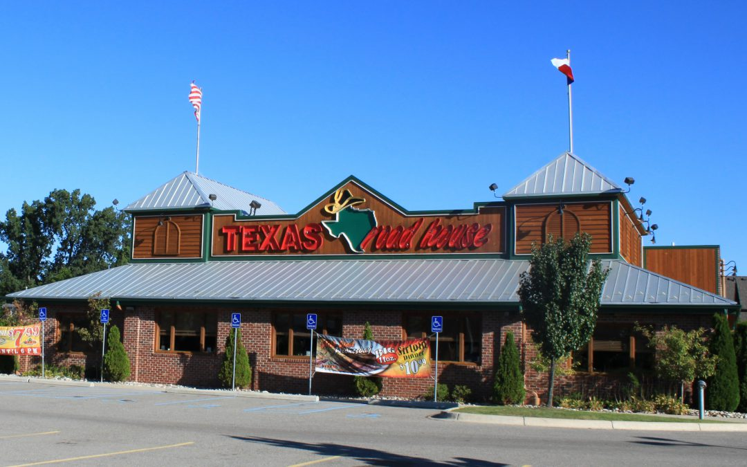 Texas Roadhouse Family Night