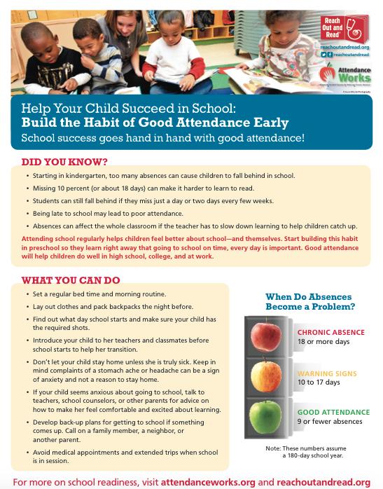 Help Your Child Succeed in School: