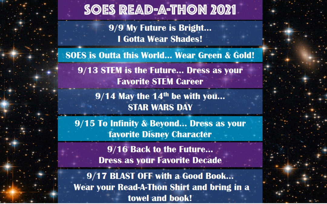 SOES Read-A-Thon